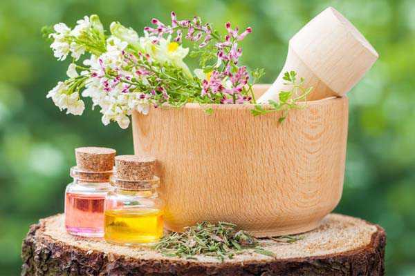 Эфирные масла для ухода за кожей
