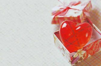 Мыло из прозрачной основы «Сердце»