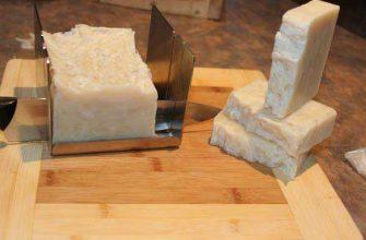 Проблемы при изготовлении мыла и их решение
