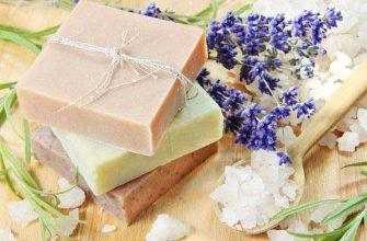 Составление рецептов мыла «с нуля»